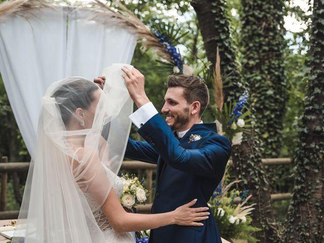 Il matrimonio di Simone e Sarah a Buttigliera Alta, Torino 34