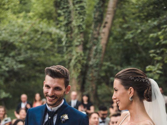 Il matrimonio di Simone e Sarah a Buttigliera Alta, Torino 35