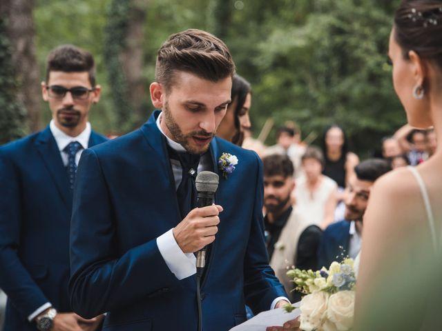 Il matrimonio di Simone e Sarah a Buttigliera Alta, Torino 36