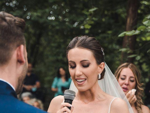 Il matrimonio di Simone e Sarah a Buttigliera Alta, Torino 38