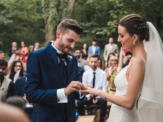 Il matrimonio di Simone e Sarah a Buttigliera Alta, Torino 39