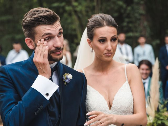Il matrimonio di Simone e Sarah a Buttigliera Alta, Torino 45