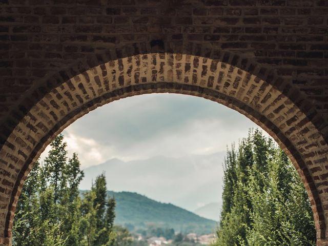 Il matrimonio di Simone e Sarah a Buttigliera Alta, Torino 47
