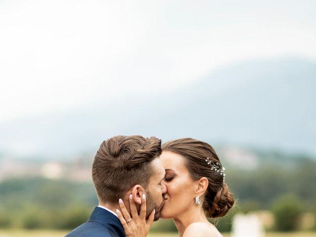 Il matrimonio di Simone e Sarah a Buttigliera Alta, Torino 48