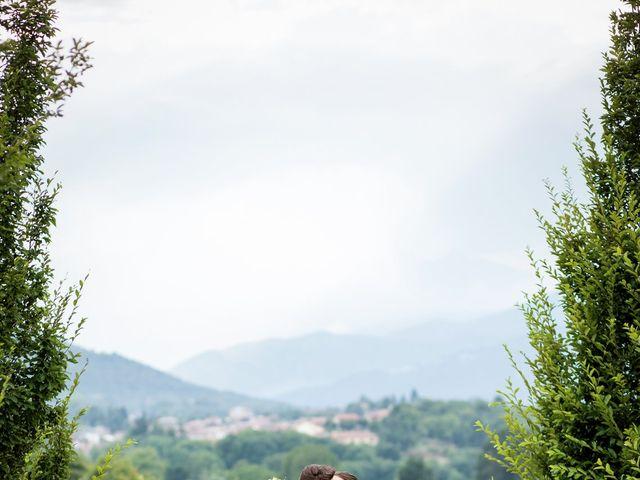 Il matrimonio di Simone e Sarah a Buttigliera Alta, Torino 50