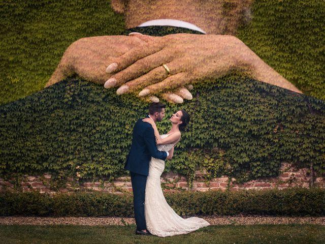 Il matrimonio di Simone e Sarah a Buttigliera Alta, Torino 51