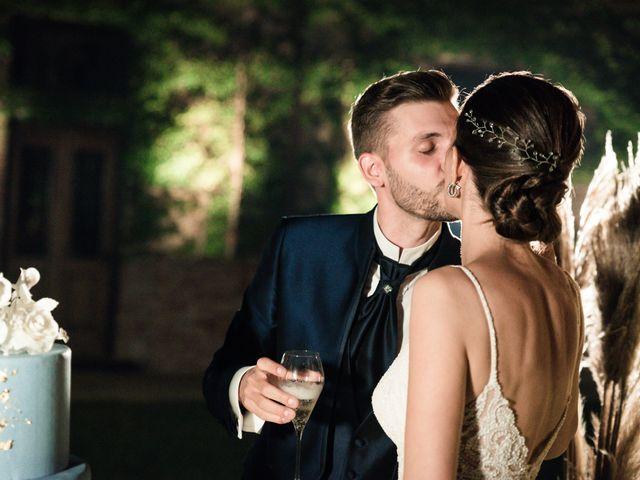 Il matrimonio di Simone e Sarah a Buttigliera Alta, Torino 64