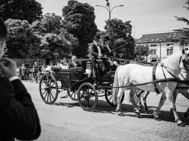 Il matrimonio di Mirco e Eleonora a Nogara, Verona 12