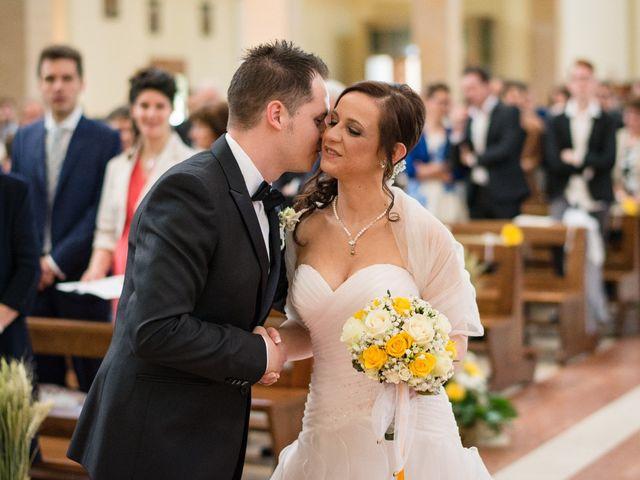 Il matrimonio di Mirco e Eleonora a Nogara, Verona 14