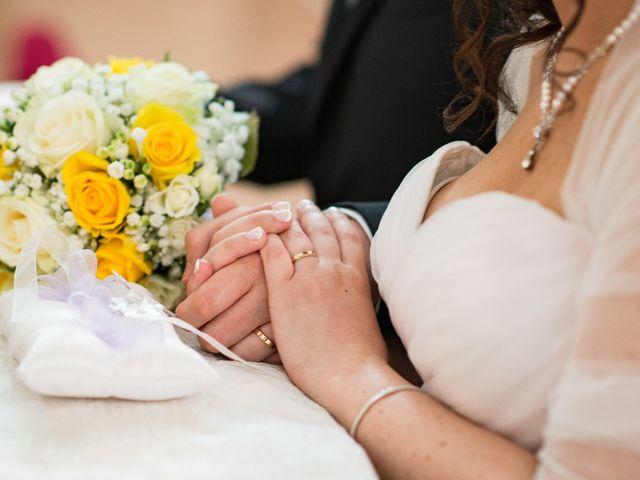 Il matrimonio di Mirco e Eleonora a Nogara, Verona 16