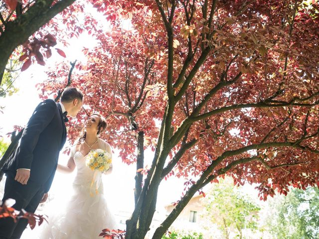Il matrimonio di Mirco e Eleonora a Nogara, Verona 21