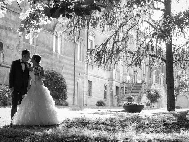 Il matrimonio di Mirco e Eleonora a Nogara, Verona 25