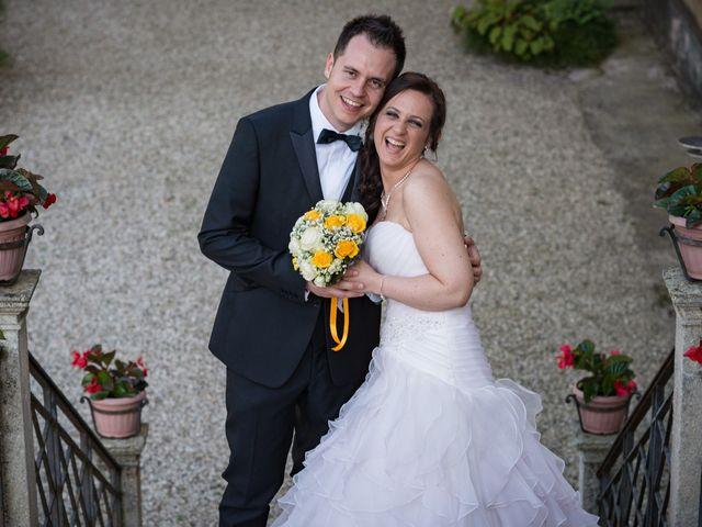 Il matrimonio di Mirco e Eleonora a Nogara, Verona 27