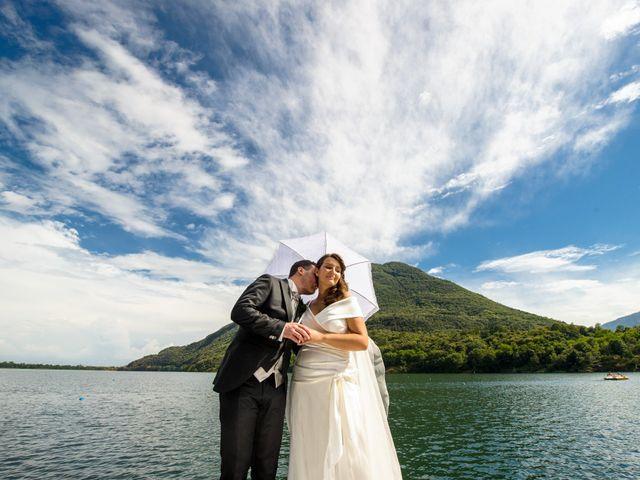 Il matrimonio di Luca e Alessia a Verbania, Verbania 5