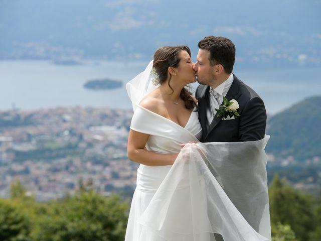 Il matrimonio di Luca e Alessia a Verbania, Verbania 10