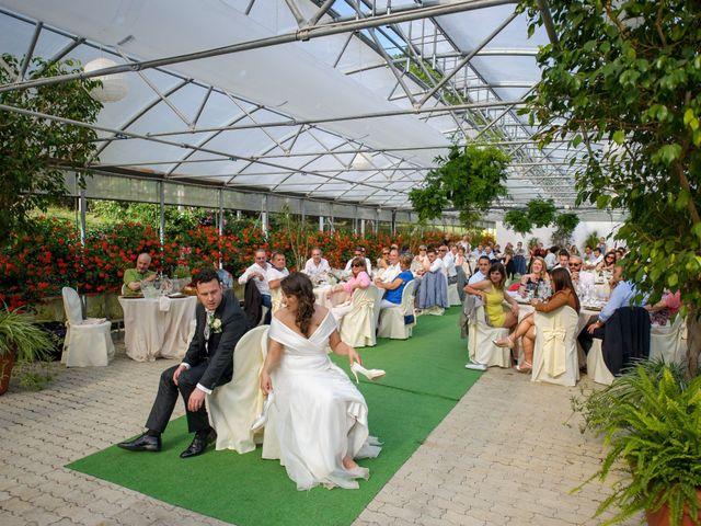 Il matrimonio di Luca e Alessia a Verbania, Verbania 14