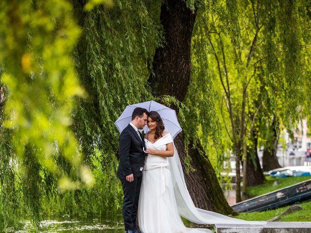Il matrimonio di Luca e Alessia a Verbania, Verbania 4
