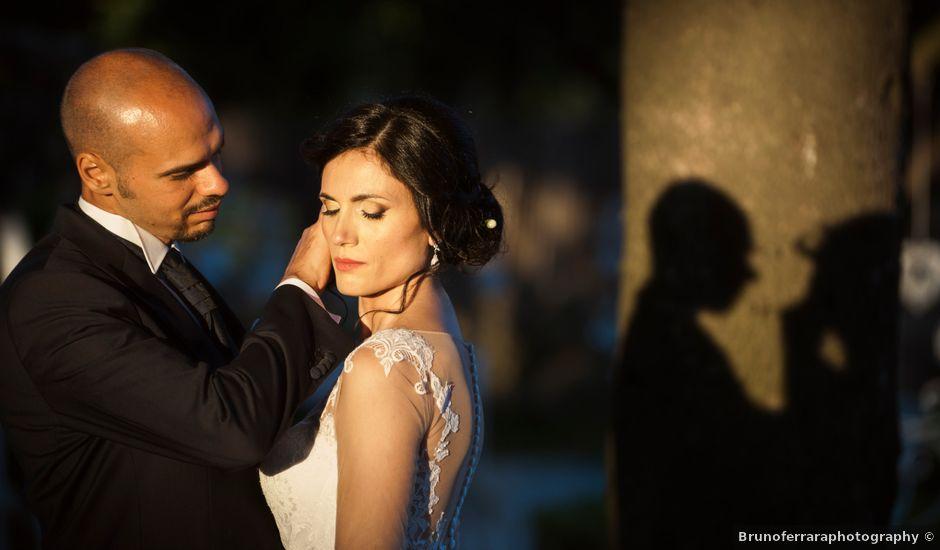 Il matrimonio di Gianluigi e Tonia a Napoli, Napoli