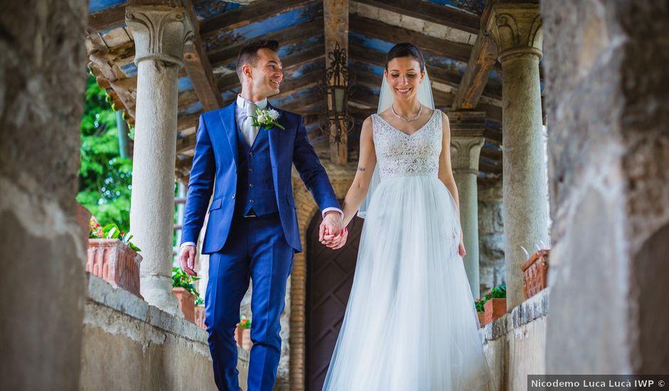 Il matrimonio di Nicola e Letizia a Trescore Balneario, Bergamo