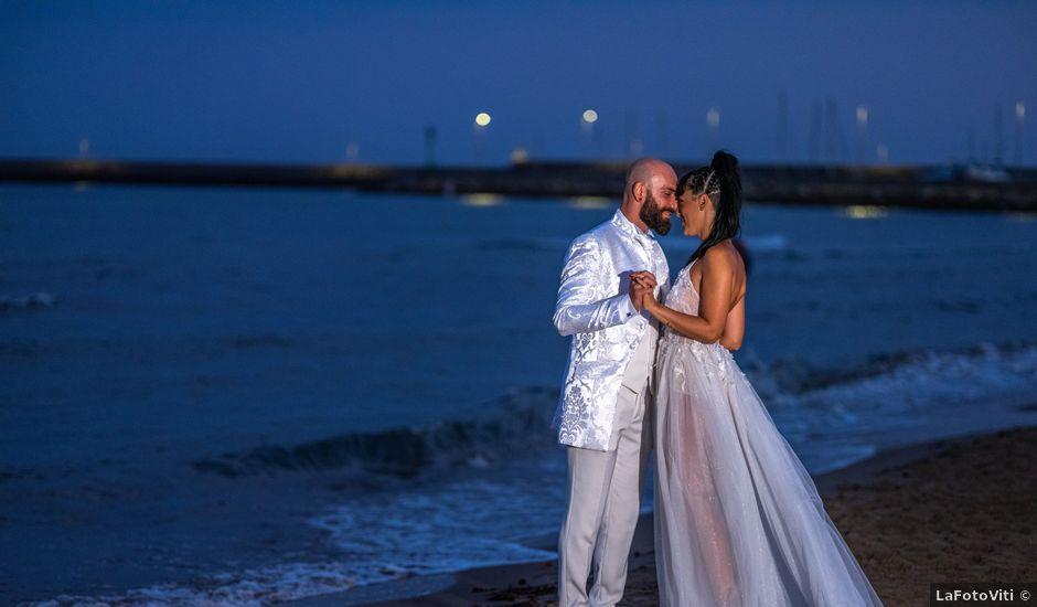 Il matrimonio di Simona e Davide a Terracina, Latina