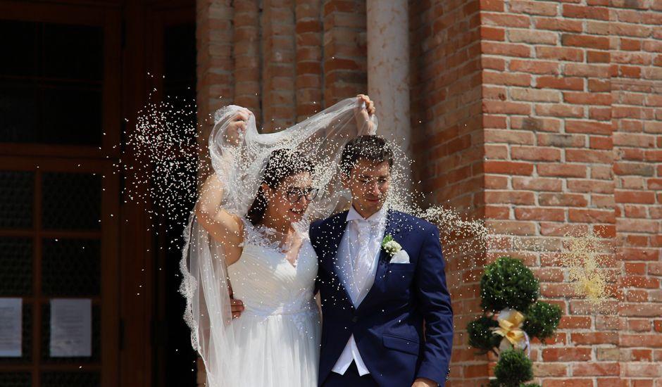 Il matrimonio di Anna e Alessandro a Monastier di Treviso, Treviso