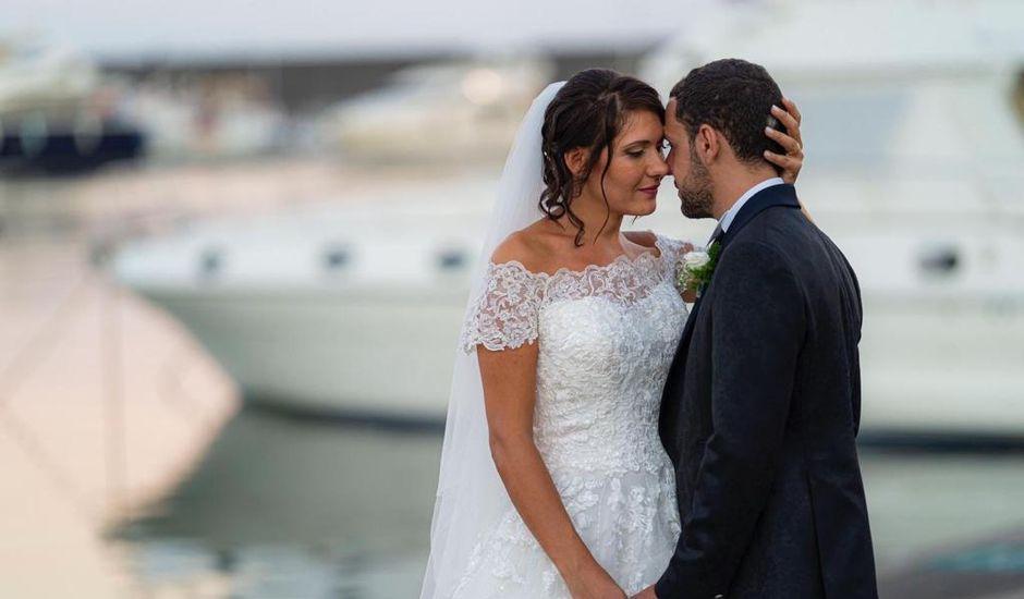 Il matrimonio di Valerio e Luisa a Aci Sant'Antonio, Catania