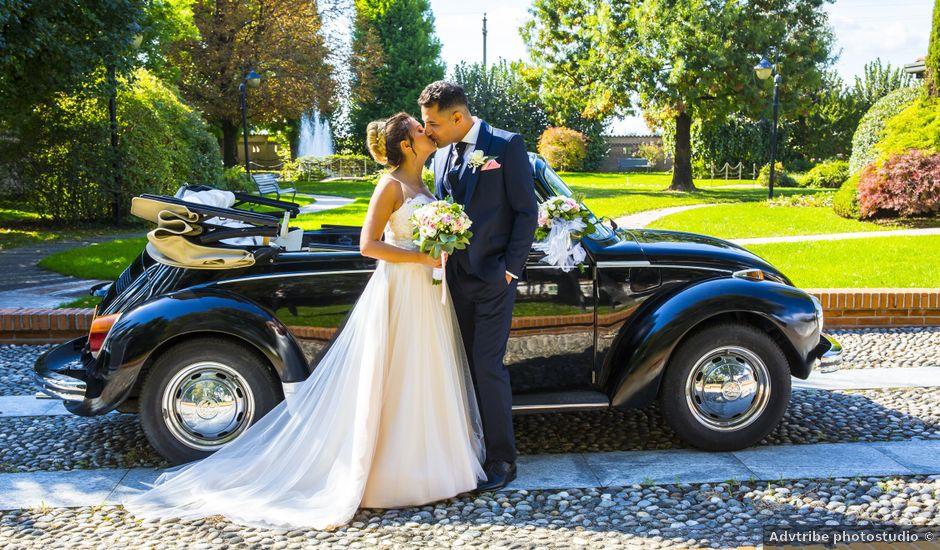 Il matrimonio di Maurizio e Jessica a Caravaggio, Bergamo