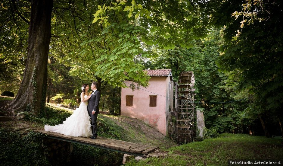 Il matrimonio di Mirco e Eleonora a Nogara, Verona