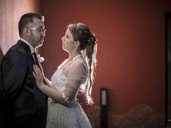 le nozze di Amelia e Rocco