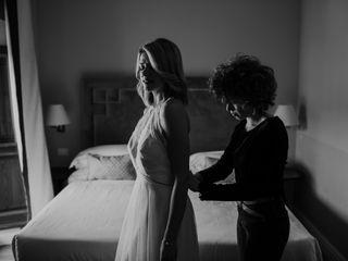 Le nozze di Anita e George 1