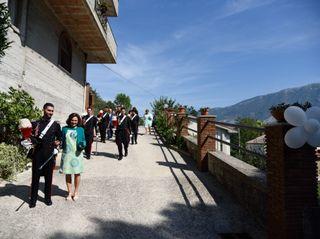 Le nozze di Silvia e Pasquale 1