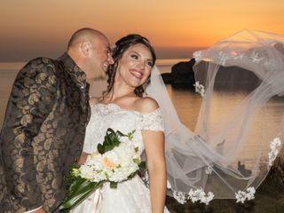 Le nozze di Melissa e Giovanni