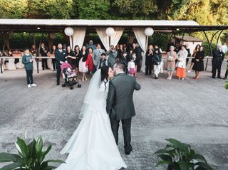 Le nozze di Emanuela e Luca 1