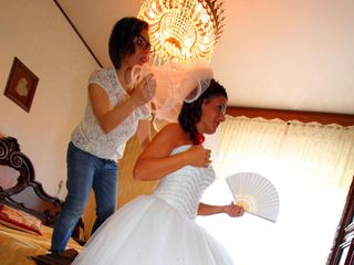 Le nozze di Milena e Antonio 1