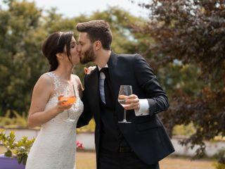 Le nozze di Tatiana e Simone