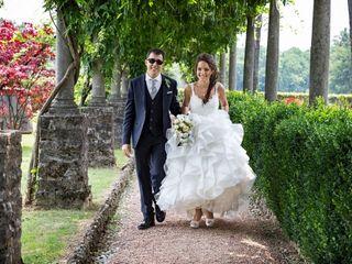 Le nozze di Jasmin e Fabrizio