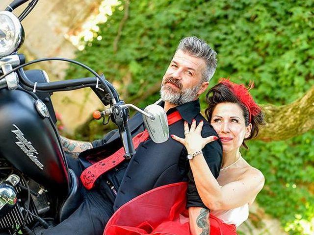 Il matrimonio di Giuseppe e Paola a Grumello Cremonese ed Uniti, Cremona 6
