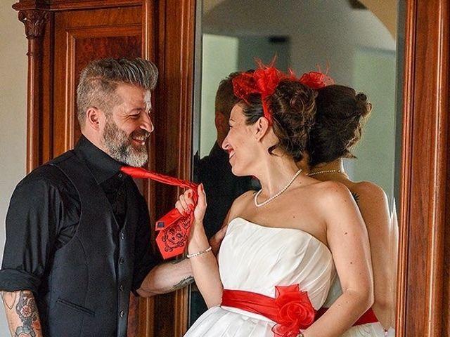 Il matrimonio di Giuseppe e Paola a Grumello Cremonese ed Uniti, Cremona 7