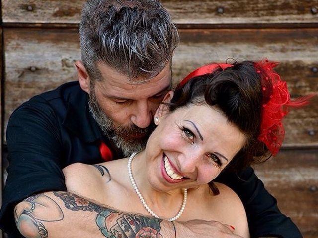 Il matrimonio di Giuseppe e Paola a Grumello Cremonese ed Uniti, Cremona 8