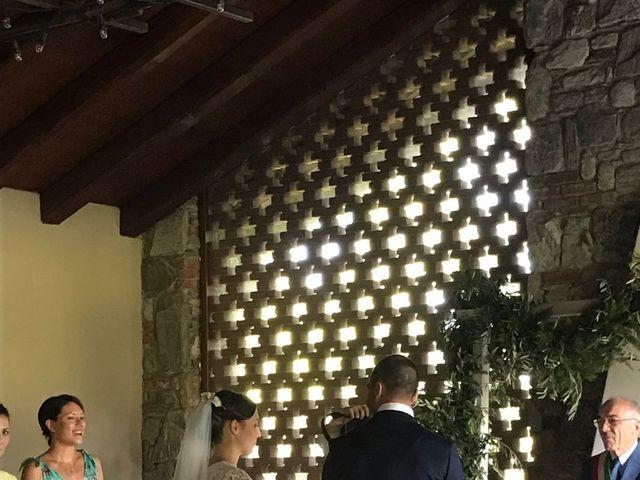 Il matrimonio di martina e Andrea a Ispra, Varese 5