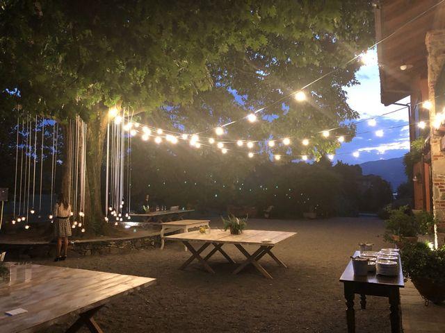 Il matrimonio di martina e Andrea a Ispra, Varese 7