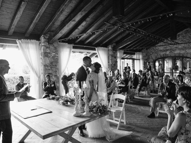 Il matrimonio di martina e Andrea a Ispra, Varese 13