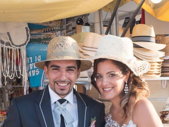 Il matrimonio di Davide e Valentina a Acquarica del Capo, Lecce 12