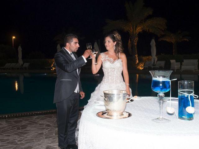 Il matrimonio di Davide e Valentina a Acquarica del Capo, Lecce 15