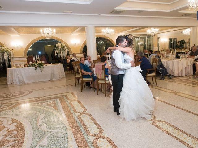 Il matrimonio di Davide e Valentina a Acquarica del Capo, Lecce 16