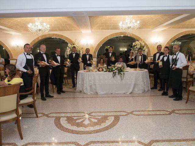 Il matrimonio di Davide e Valentina a Acquarica del Capo, Lecce 18