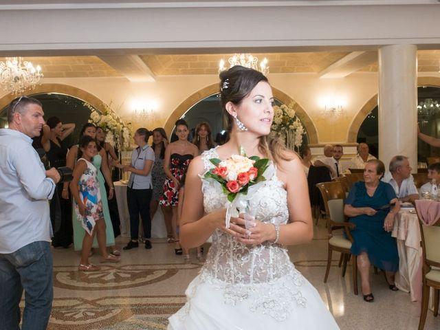 Il matrimonio di Davide e Valentina a Acquarica del Capo, Lecce 19