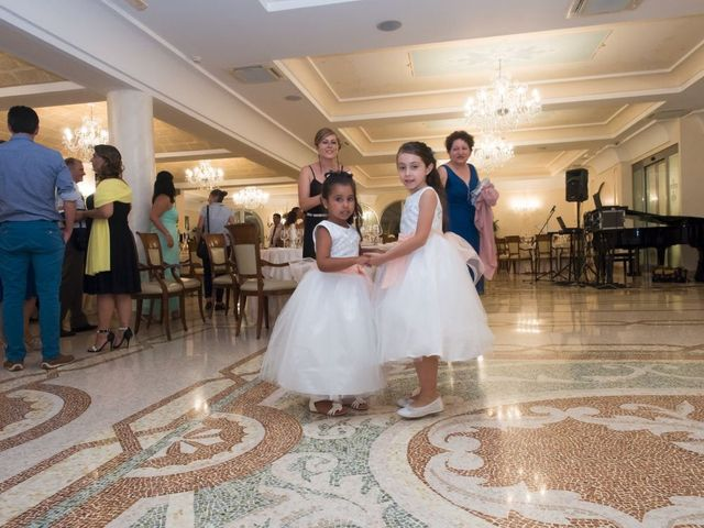 Il matrimonio di Davide e Valentina a Acquarica del Capo, Lecce 20