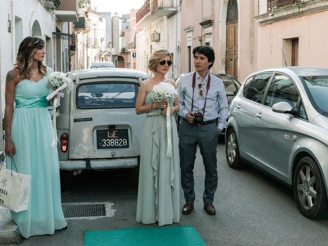 Il matrimonio di Dario e Elisabetta a Gallipoli, Lecce 17