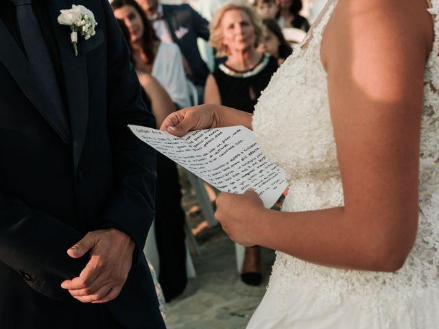 Il matrimonio di Dario e Elisabetta a Gallipoli, Lecce 42